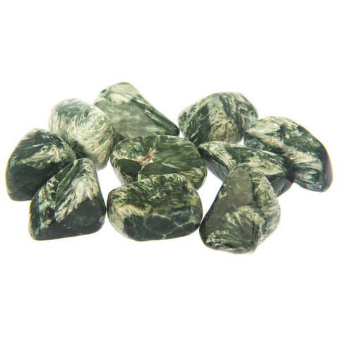 Seraphinite Tumbled - alter8.com