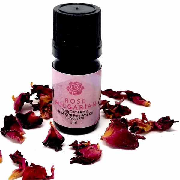 Rose Bulgarian (10%) Essential Oil - alter8.com