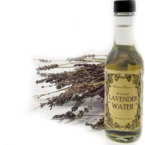 Lavender Blessing Waters by Madame Phoenix - alter8.com