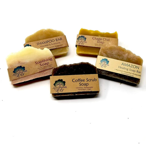 All Natural Soaps - alter8.com