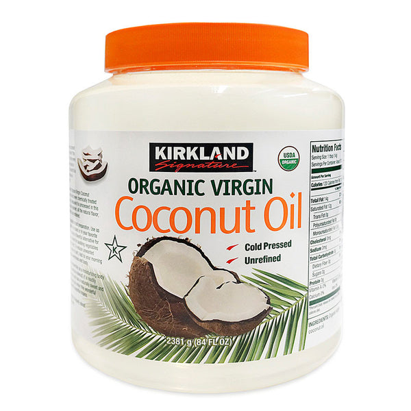 Coconut Oil - alter8.com