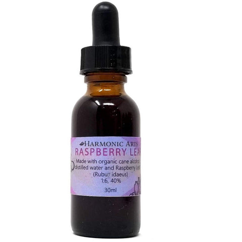 Raspberry Leaf Tincture (HA) - alter8.com