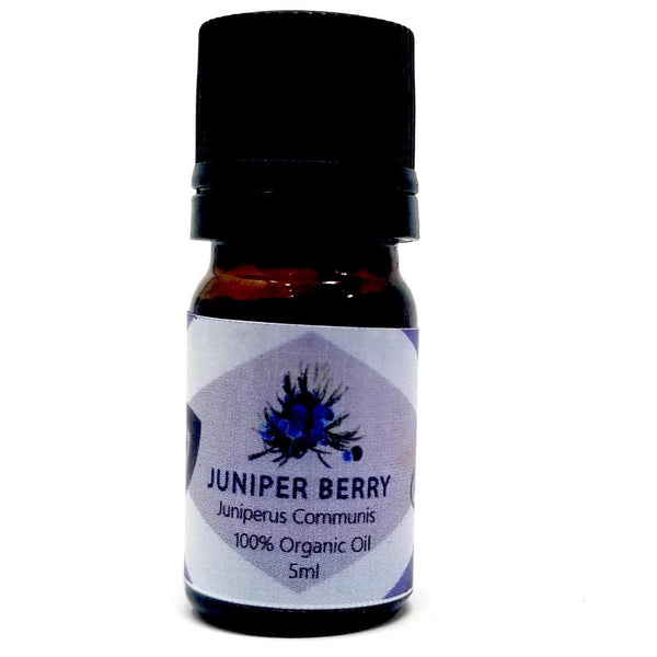 Juniper Berry Essential Oil - alter8.com