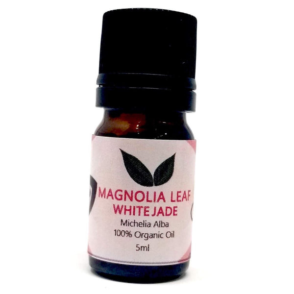 Magnolia, White Jade Leaf Essential Oil - alter8.com