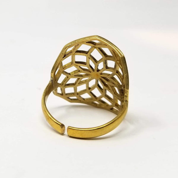 Torus Ring by Alula Boutik - alter8.com