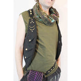 Dragon Scales Holster Vest by The Fairies Pyjamas - alter8.com