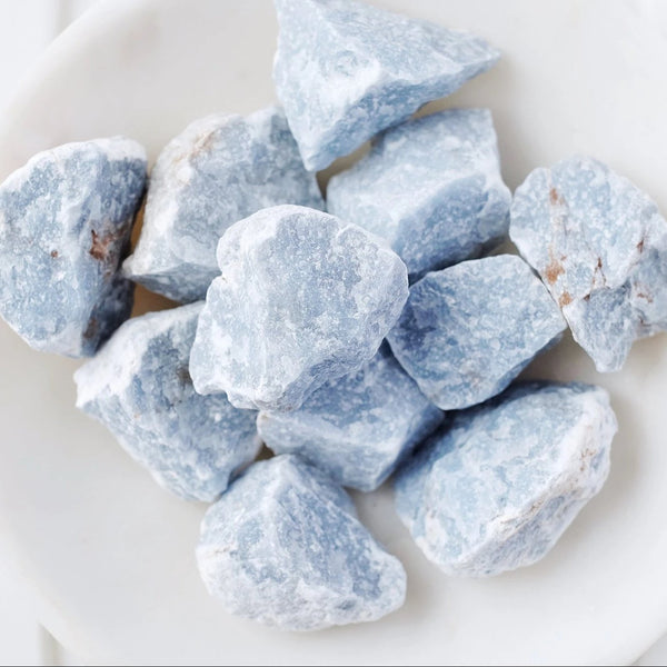 Angelite Raw Pieces - alter8.com