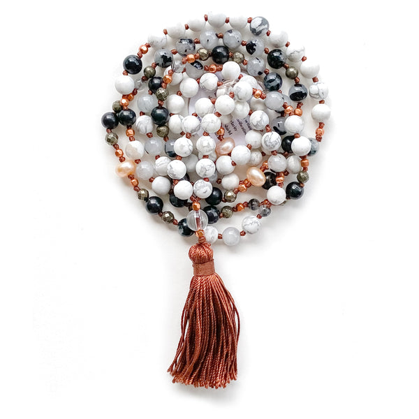 Align ~ Ceremony Mala by Light Seeds - alter8.com