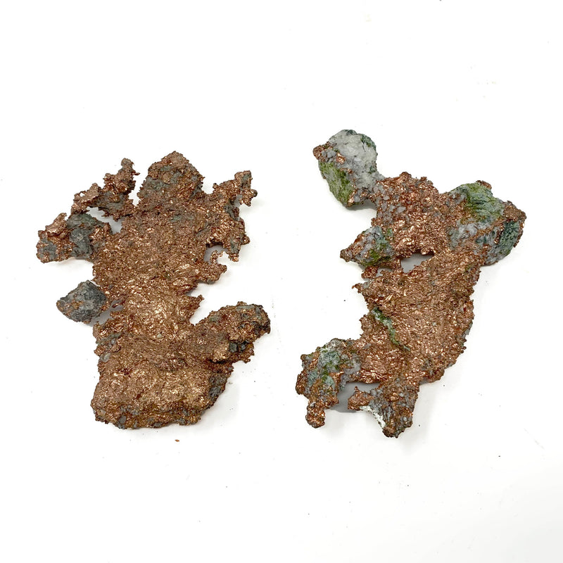Native Copper Raw Pieces - alter8.com