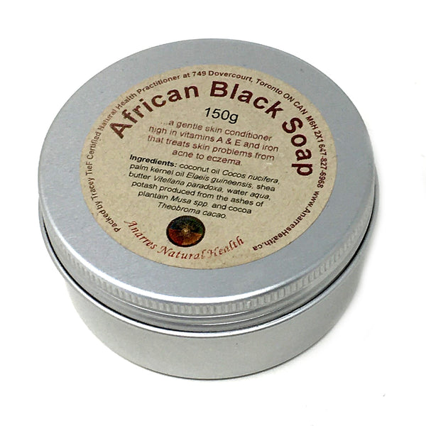 Pure African Black Soap - alter8.com