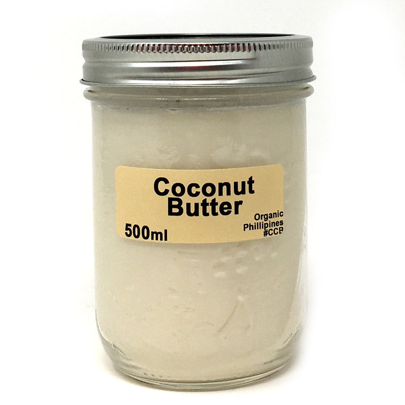 Coconut Butter - alter8.com