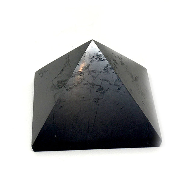 Shungite Pyramid Polished - alter8.com