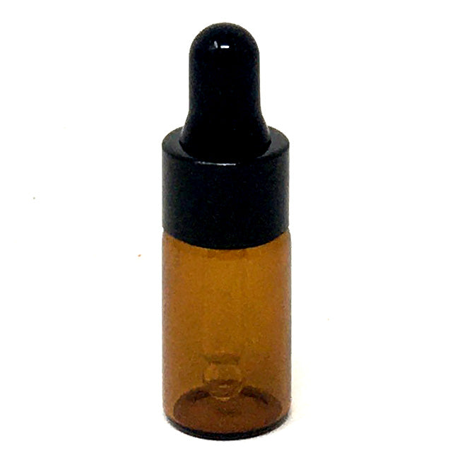 Amber Glass Dropper Bottle - alter8.com