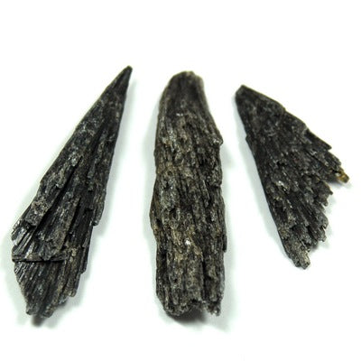 Black Kyanite Raw Pieces - alter8.com
