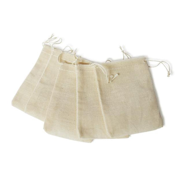 Re-usable Muslin Bags - alter8.com