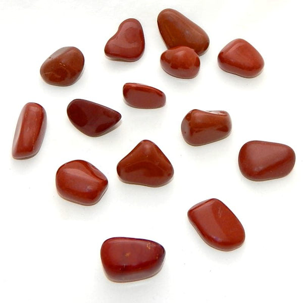 Red Jasper Tumbled - alter8.com