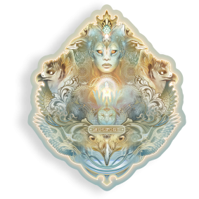 Ethereal Vision Sticker by Mugwort - alter8.com
