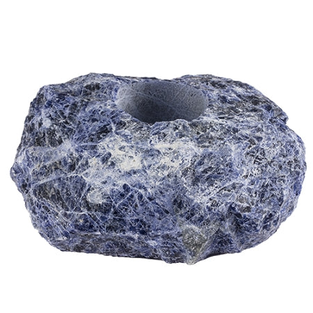 Sodalite Candle Holders - alter8.com