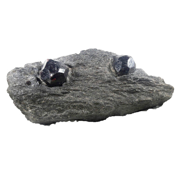 Almandine Garnets in Schist Raw - alter8.com