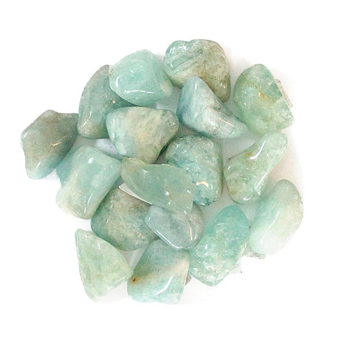 Aquamarine Tumbled - alter8.com
