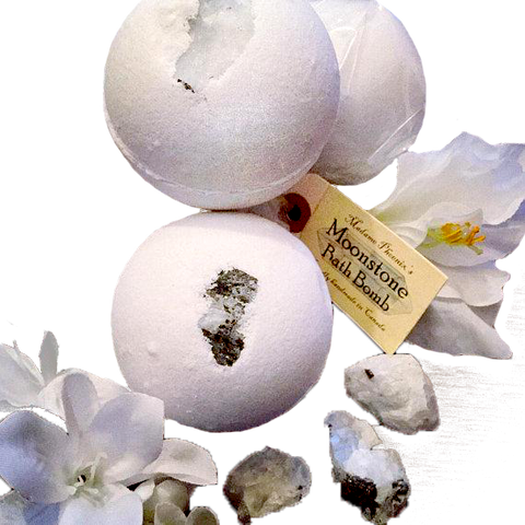 Crystal Bath Bombs by Madame Phoenix - alter8.com