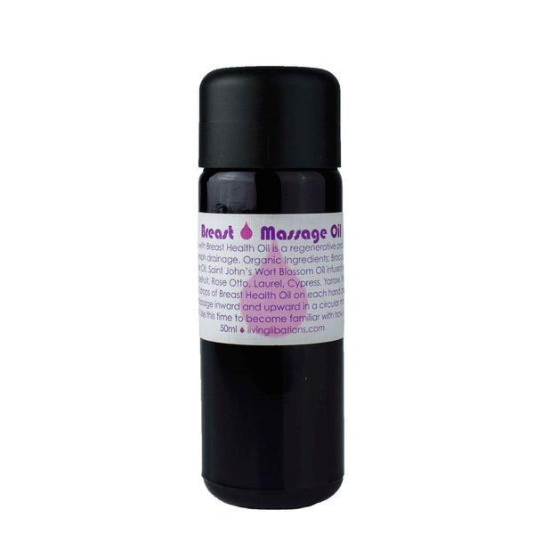 Breast Massage Oil - alter8.com