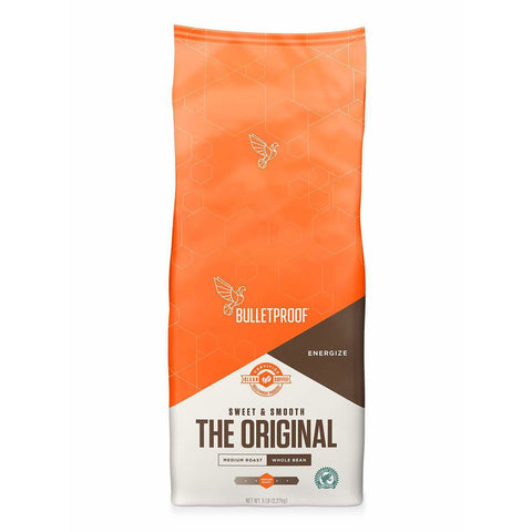 The Original Whole Bean Coffee 5lb Bulk - alter8.com