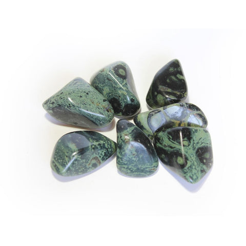 Crocodile (Kambamba) Jasper Tumbled - alter8.com