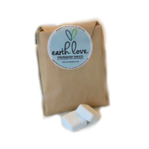 Earth Love - Dishwasher Tablets (12 Pack) - alter8.com