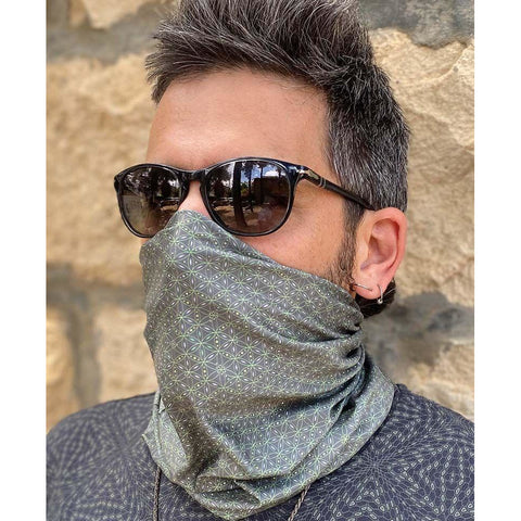 Seed of Life Neck Gaiter - alter8.com
