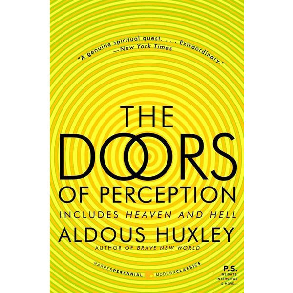 The Doors of Perception (Includes Heaven and Hell) - alter8.com