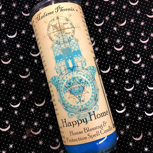 Tall Spell Candles by Madame Phoenix (24oz)