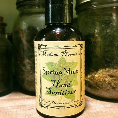 Hand Sanitizer by Madame Phoenix