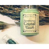 Crystal Candles by Madame Phoenix - alter8.com
