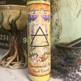Elemental Candles by Madame Phoenix - alter8.com