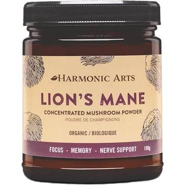 Lions Mane Concentrated Powder - alter8.com