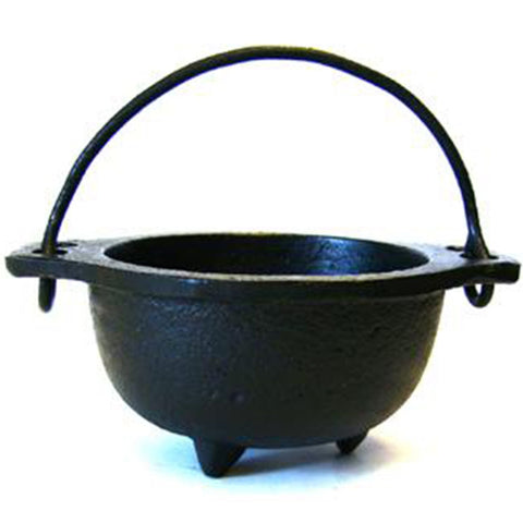 Cast Iron Cauldron - alter8.com