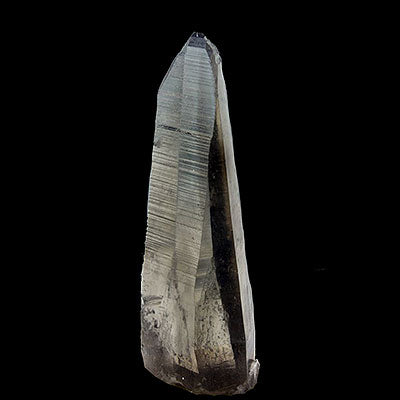 Smoky Lemurian Raw Points - alter8.com