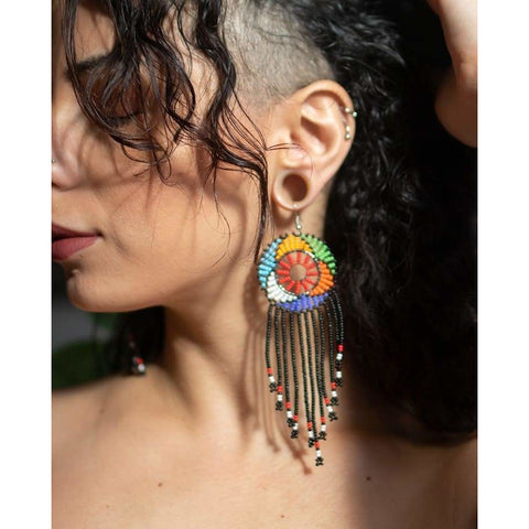 Oboto Earrings, by MAUA - alter8.com