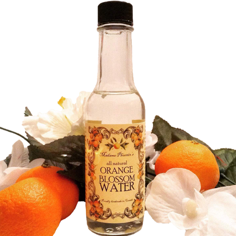Orange Blossom Blessing Waters by Madame Phoenix - alter8.com