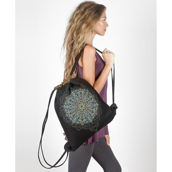 Seed of Life Drawstring Bags - alter8.com
