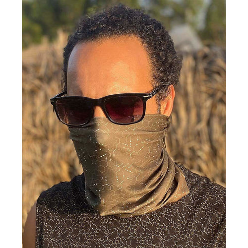 Seed of Life Neck Gaiter