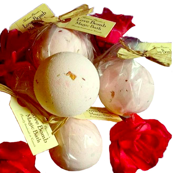 Bath Bombs by Madame Phoenix - alter8.com
