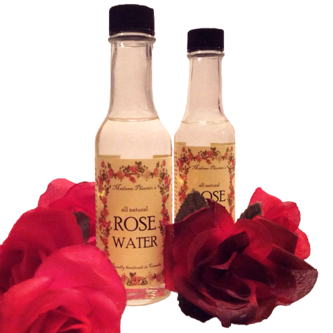Rose Blessing Waters by Madame Phoenix - alter8.com