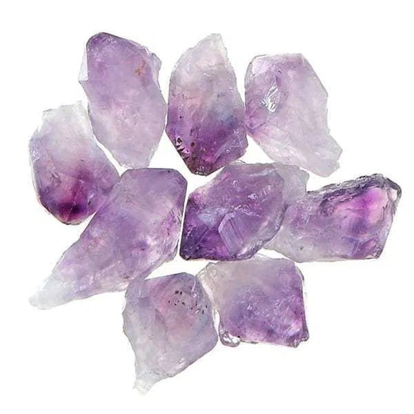 Amethyst Raw Points - alter8.com