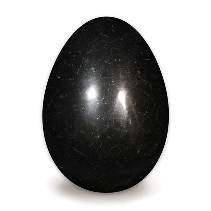 Shungite Egg Tumbled - alter8.com