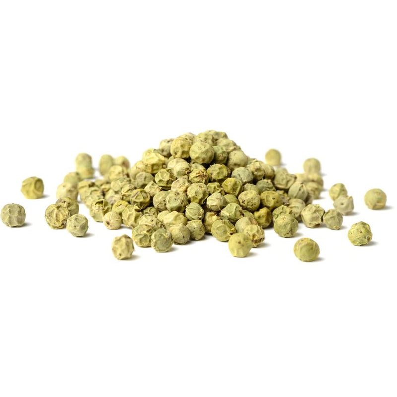 Green Peppercorns - alter8.com