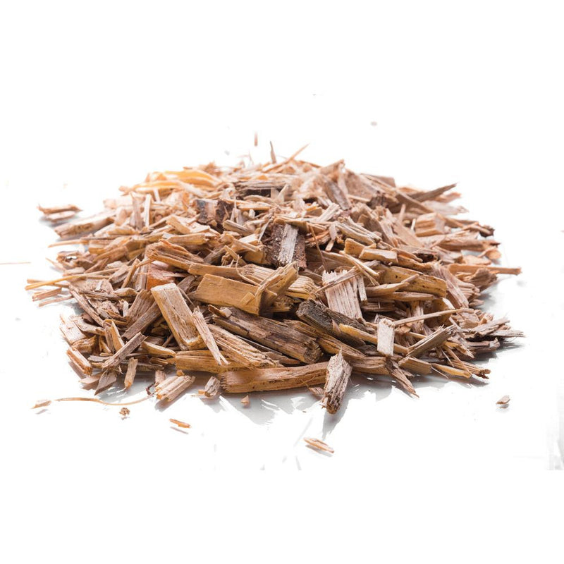 pile of loose cats claw bark