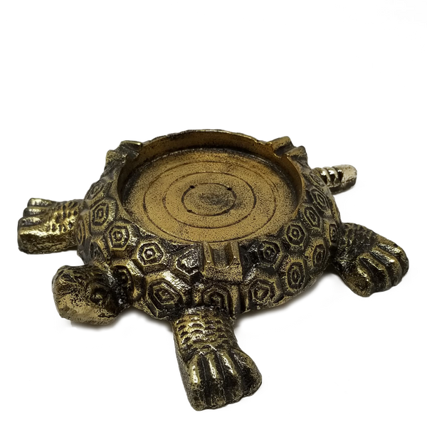 Brass Turtle Candle Holder/Multi Purpose - alter8.com