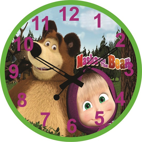 Masha and the Bear Bedroom Kids Decoration - 1pc